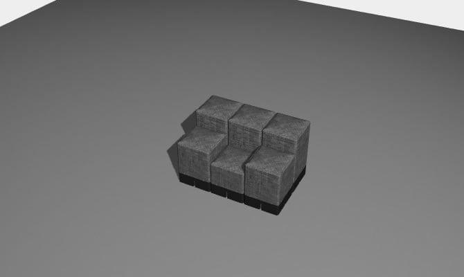 6 modules