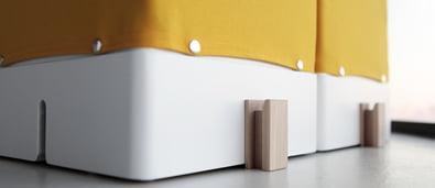 montaje sofas modulares