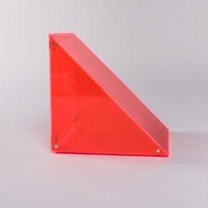 CLOSED MODULE KEIGIO LAMP RED NEON