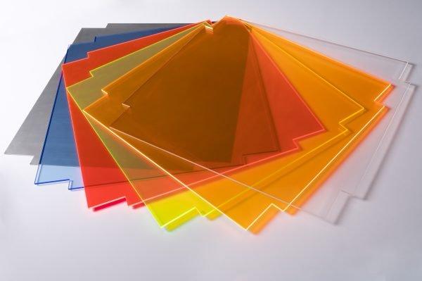 METHACRYLATE Colors: Acid Green / Neon Orange /Neon Blue / Neon Red