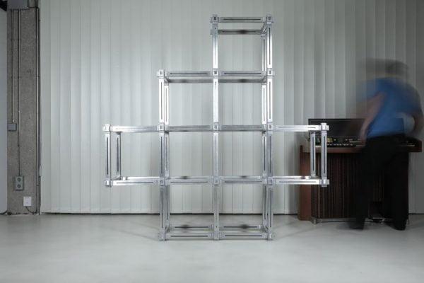 KEIGIO MODULAR DESIGN SHELF 9 frames 2+4+2+1+