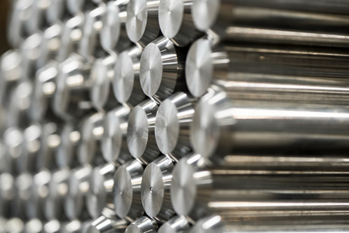 Estanterías modulares de aluminio fundido