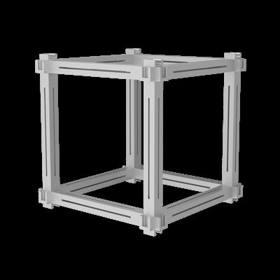 montaje de estanterías modulares
