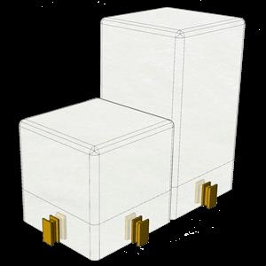montaje de sofas modulares