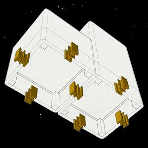 sofas modulares montaje