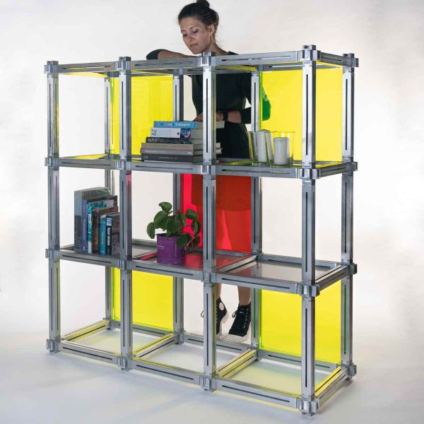 modular shelve, modular furniture, customisable shelve, estantería modular, mueble modular, estantería personalizable scaffale modulare, mobili modulari, scaffale personalizzabile